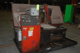 Amada Horizontal Band Saw