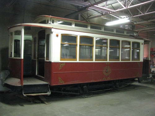 Detroit Auctioning Vintage Trolley Cars
