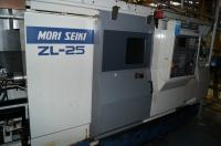 Mori Seiki ZL25B-1000 4-Axis CNC Turning Center