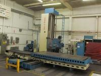 """Giddings & Lewis 70-H6-T 6"""" CNC Horizontal Boring Mill"""