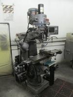 Nicolas Correa 5-Axis Bridge Type CNC Mill