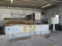 Flow 6ft x 12ft CNC Water Jet Cutter