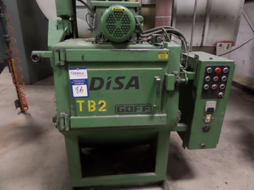 Northland Heat Treating - Webcast Auction - 1 - Goff Disa