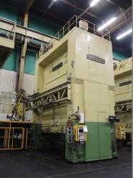1 - Part of Combination Lot 159 -  Krupp PDq 4-1000/4,6/700 Mechanical 1000 Ton Single Action Deep Draw  Press