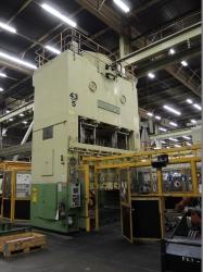1 - Part of Combination Lot 169 - Weingarten VK 600.39.60 Mechanical Single Action Draw Press