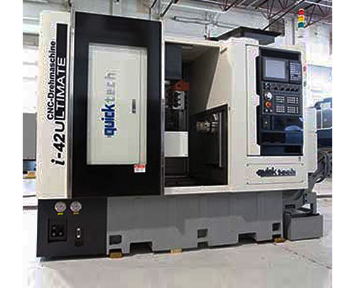 New & Used CNC & Manual Machine Tools - Online Auction - 1 - Quick