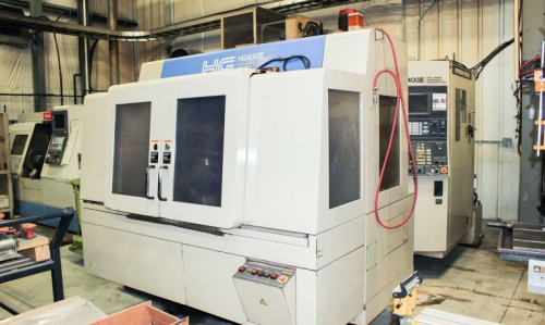 New & Used CNC & Manual Machine Tools - Online Auction - 1 - Hitachi