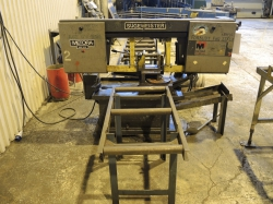 1 - Metora MB 300 Horizontal Band Saw