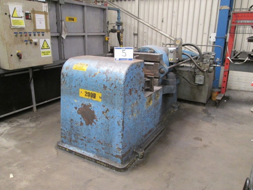 Pipe Supports Ltd - Online Auction - 1 - Rice & Co  200 Ton