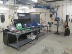 1 -    Additional Equipment Including;