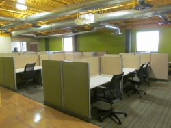 1 -    Office Furniture Including;