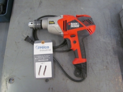 1 - Black & Decker Dr550 1/2