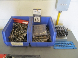 1 - Lot of Assorted Drill Bits
