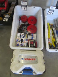 1 - Lot of Assorted Hole Saws
