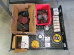 1 - Assorted Wire Wheels & Grinding Disc