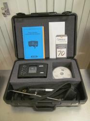 1 - Alnor CGA-810 Gas Analyzer