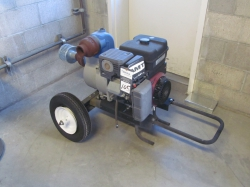 1 - AMT 4210-96 Gas Powered 4