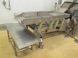 1 - Meyer VFII-36-6  Dewatering Vibratory Conveyor