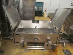 1 - BCH   Jacketed Tilting  Bratt Pan