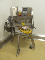 1 - Packaging Automation Rotary 182  Semi-Automatic 2-Station Tray Sealer
