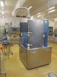 1 - Packaging Automation Fastfil 60  Rotary Cup Filler & Heat Sealer