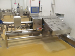 1 - Mettler Toledo XS 3 6000 g. Combination Checkweigher /   Metal Detector