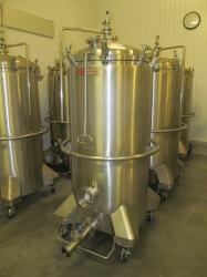 1 - D.C. Norris   500 Liter Pressure Vessel