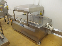1 - Multivac C550  Double Chamber Vacuum Sealer