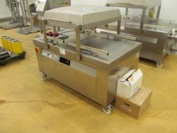 1 - Multivac C500  Double Chamber Vacuum Sealer