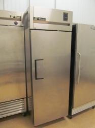 1 - True TR1F-1S  Stainless Steel Freezer