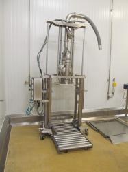 1 - Murzan DUS-51NH  Pneumatic Drum Unloading System