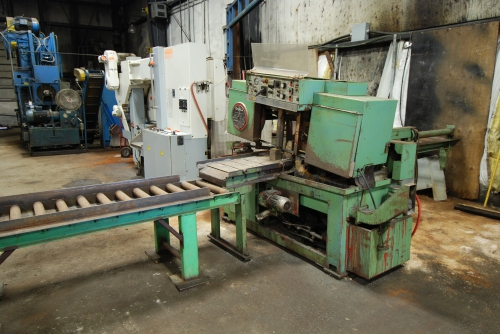 Niagara Forged Products - Webcast Auction - 1 - DoAll HC35A