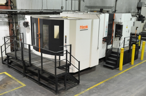 Weatherford Canada - Webcast Auction - 1 - Mazak Nexus 10800