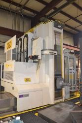 1 - FPT Ronin Ram-Type, Floor-Type CNC Horizontal Boring Mill