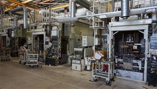 Toyota Altona Car Manufacturing Plant
