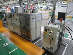 1 - Amaike Sekkei Brake Fluid Filling Line
