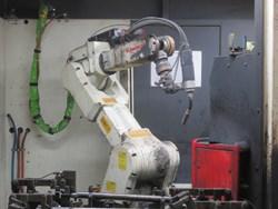 1 - Kawasaki FA-20N Robotic Mig Welding Cell