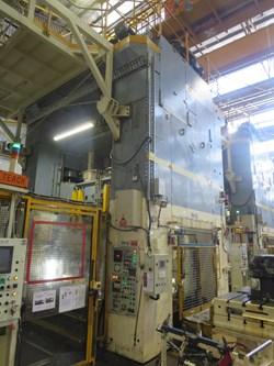 1 - Kobe S4-400-250-170 Single Action Press