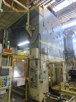 1 - Kobe S4-400-250-170 Press