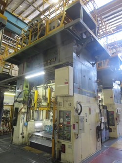 1 - Kobe S2-400-215-150 Press