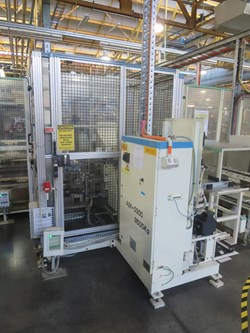 1 - Shinmei FF038-000000-11601 Engine Model Stamping Machine
