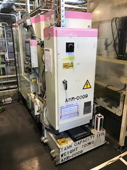 1 - Chita MFG Co. Ltd Cam Hole Deburring Machine