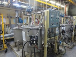 1 - APV Paint Mixing System