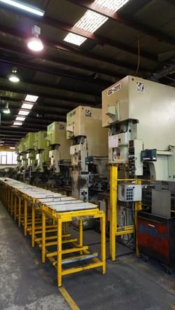 1 - Chin-Fong 7-Press Transfer System