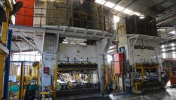 1 - 2 500 Ton Tandem Press Line