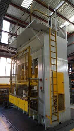 1 - Perry HD-500-78-54 500 Ton Hydraulic Press
