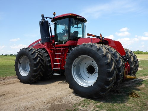 2013 Case Steiger 550HD AWD Agricultural Tractor