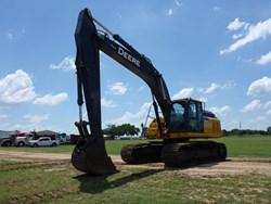 1 - John Deere 300G LC Hydraulic Excavator