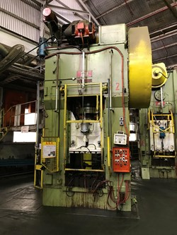 1 - US Industries 500/800Ton Stamping Press Line