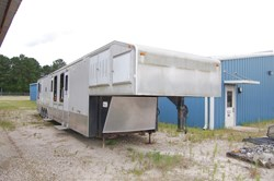 1 - Three Unit Mobile Residental Trailer